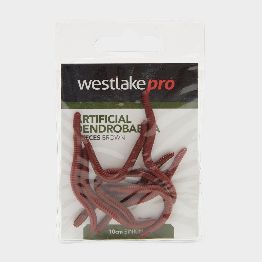 Brown Westlake Artificial Dendrobaena Worms image 1