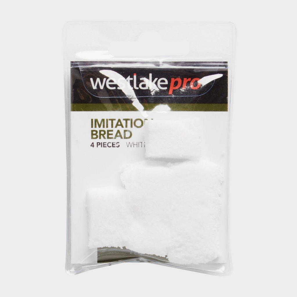 White Westlake Artificial Floating Bread image 1