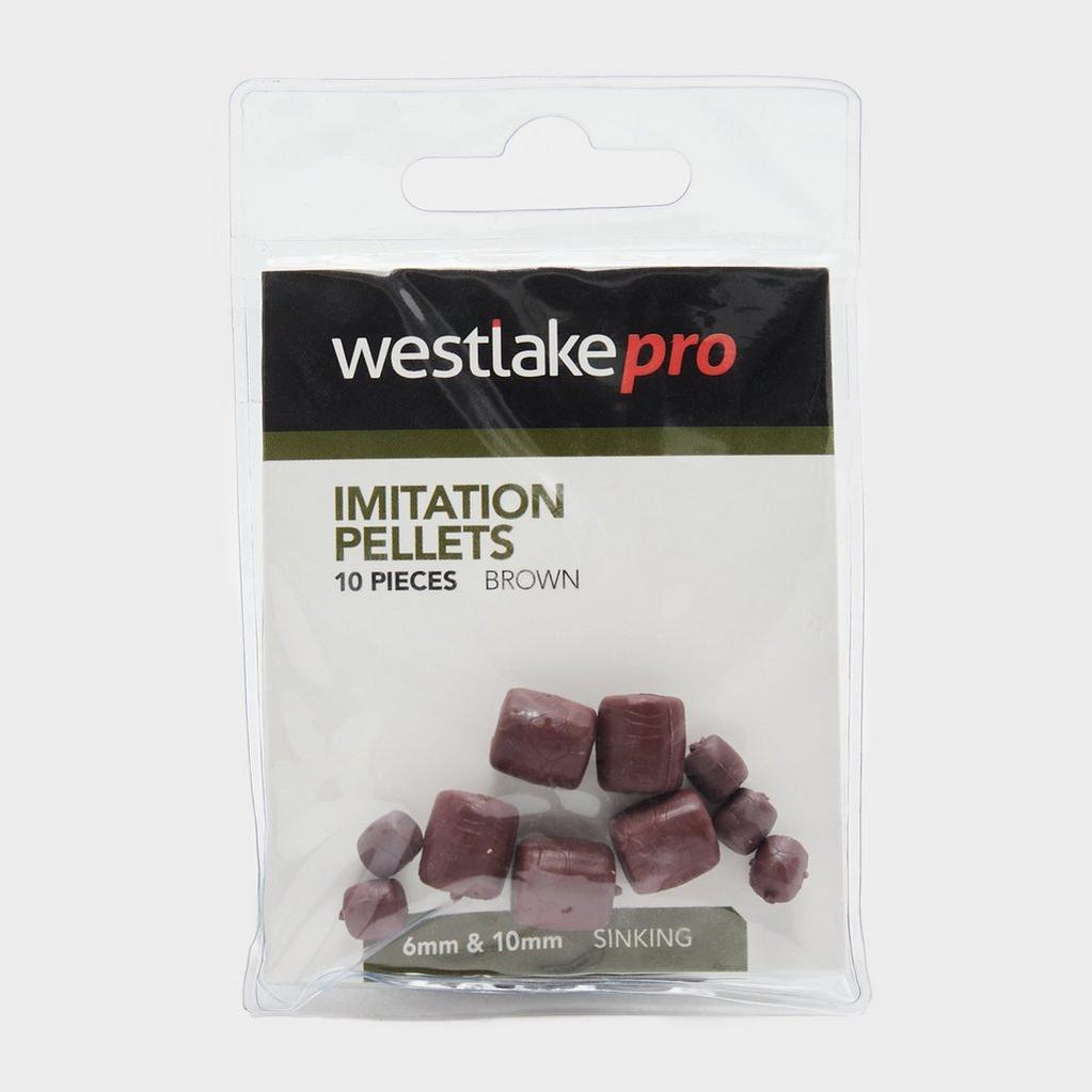 Brown Westlake Imitation Sinking Pellets (Brown) image 1