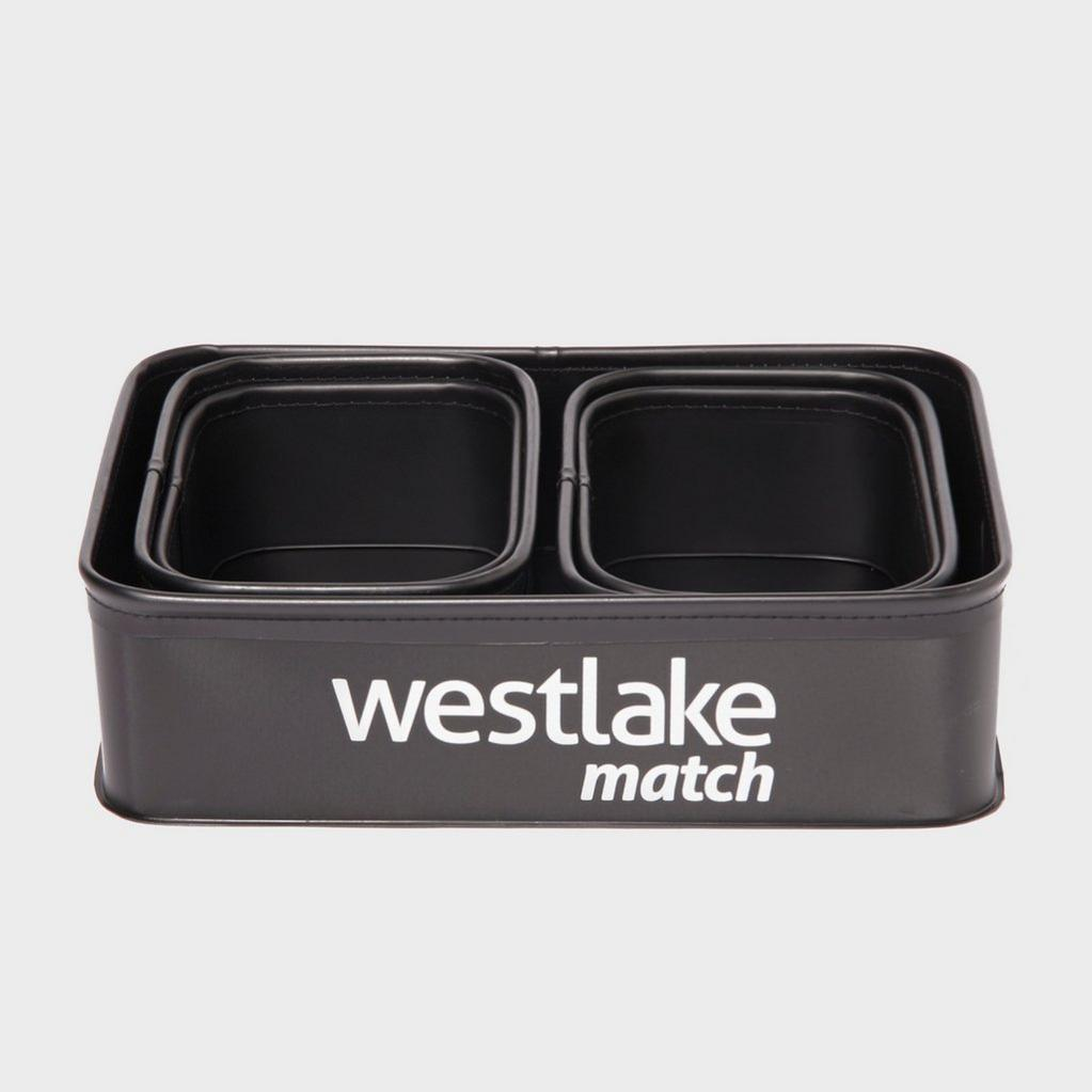 Black Westlake 5 Piece Rectangular Bait Pack image 3