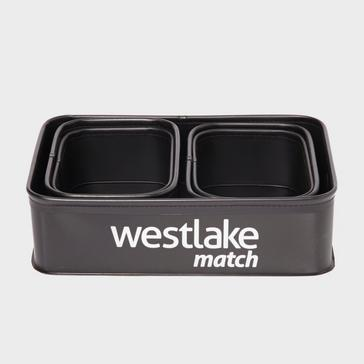 Black Westlake 5 Piece Rectangular Bait Pack