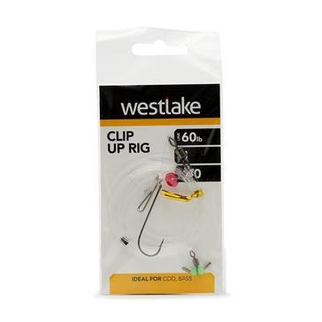 Multi Westlake 1 Hook Clip Up Rig 1/0
