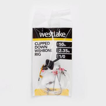 Multi Westlake 2 H Clipped Down Wish Rig 1/0