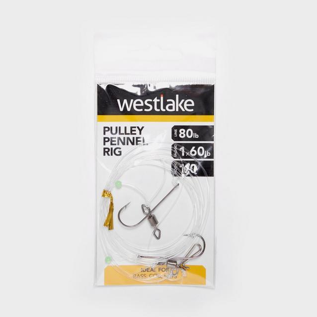 Multi Westlake 2 Hk Pulley Pennel Rig 1/0 image 1