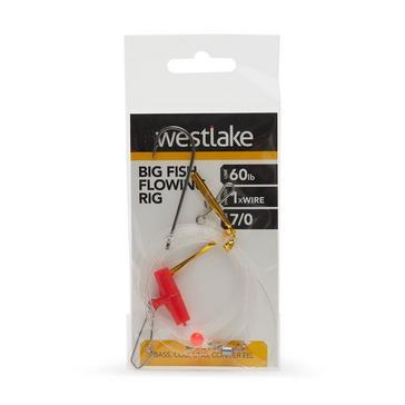 Multi Westlake 1 Hk Big Fish Flow Rig 7/0