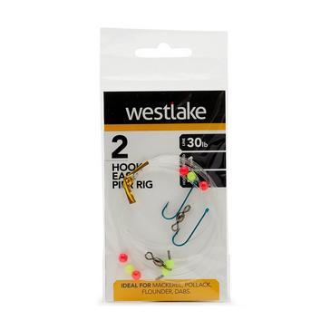 Multi Westlake 2 Hook Pier Rig - Size 4