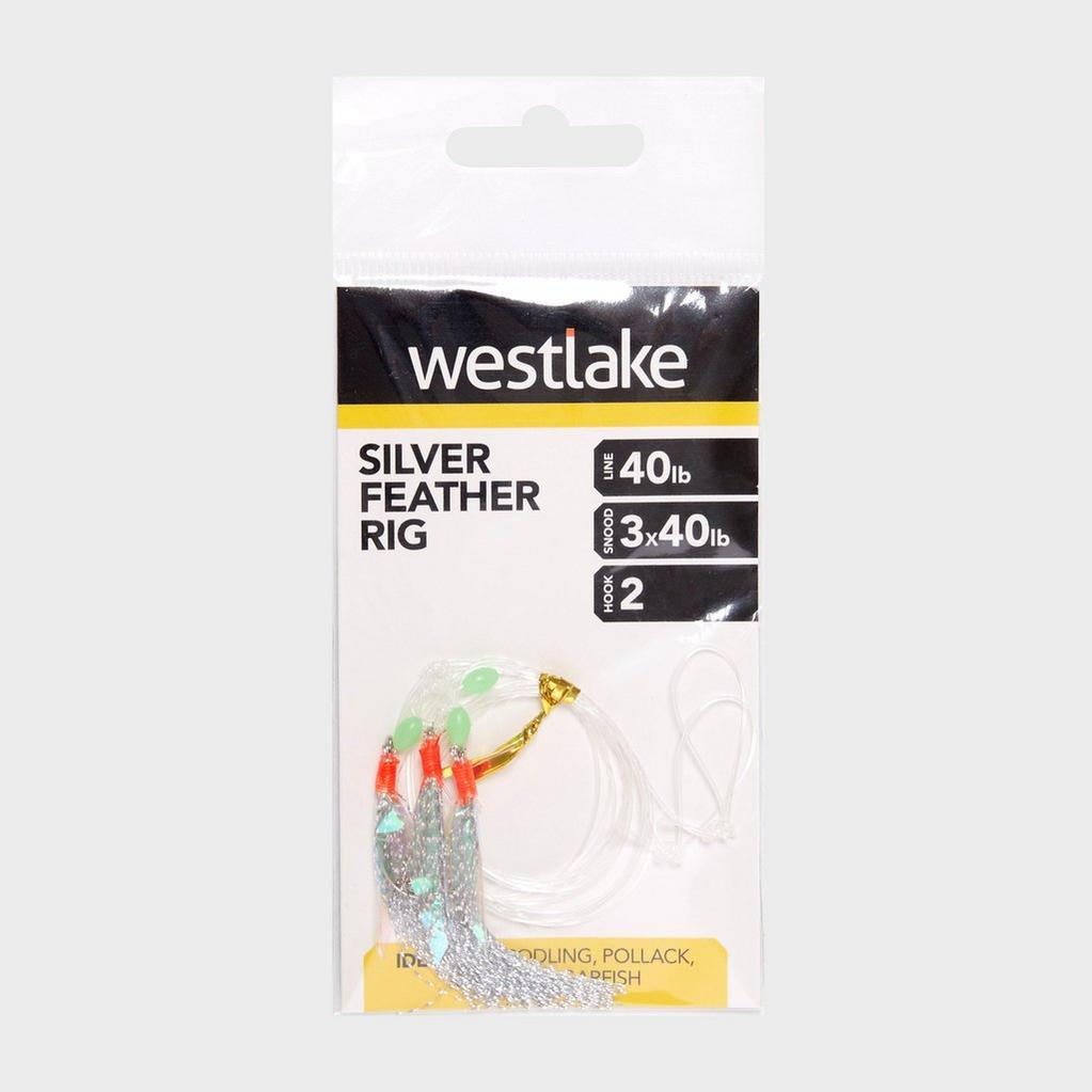 Multi Westlake 3 Silver Flash Feather Rig 2 image 1