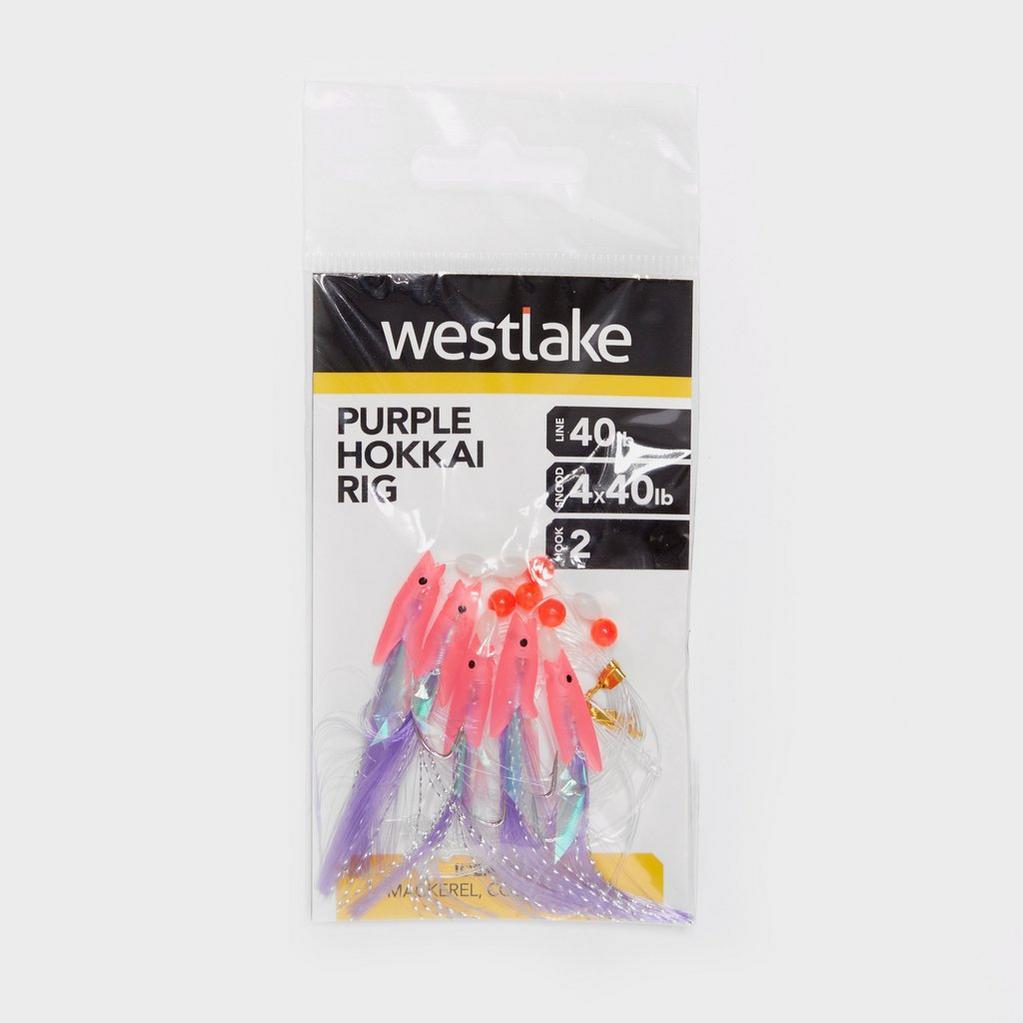 Multi Westlake 5 Hook Purple Hokkai 2 image 1