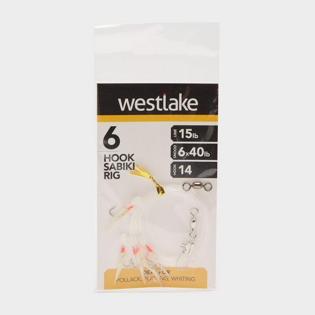 Multi Westlake 6 Hook Sabiki 14 image 1