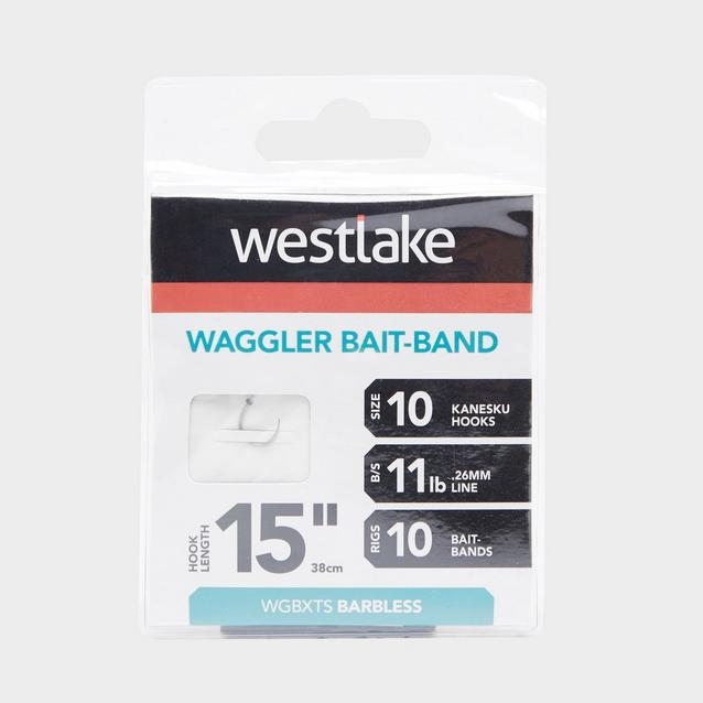 Silver Westlake Wag Feeder 15Pellet Band 10 image 1
