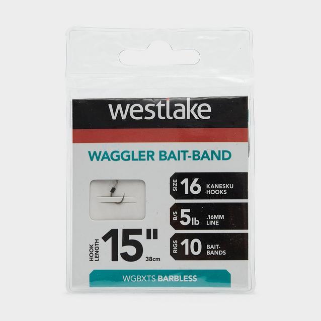 Silver Westlake Wag Fdr 15 Pellet Band 16 image 1