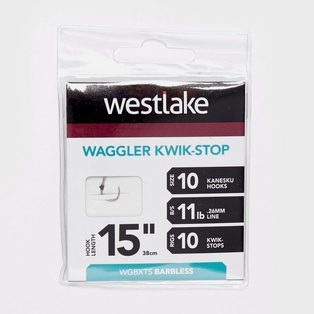 Silver Westlake Wag Feeder 15 Bait Stop 10 image 1