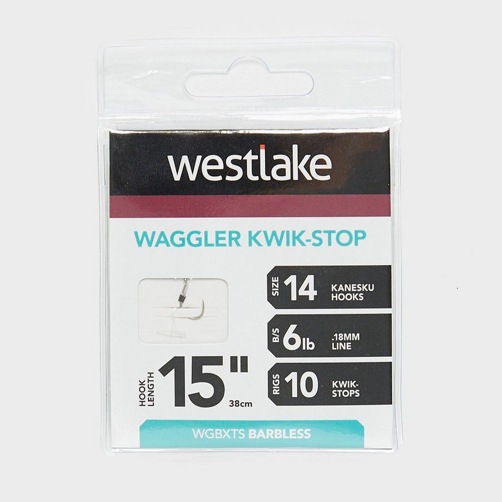 Silver Westlake Wag Feeder 15 Bait Stop 14 image 1