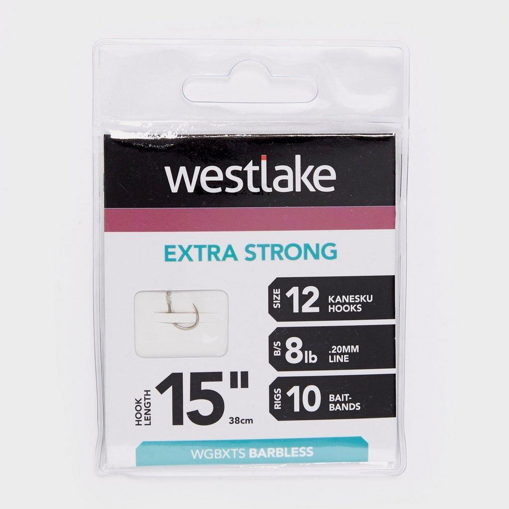 Silver Westlake Waggler Feeder Extra Strong (Size 12) image 1