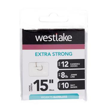 Silver Westlake Waggler Feeder Extra Strong (Size 12)