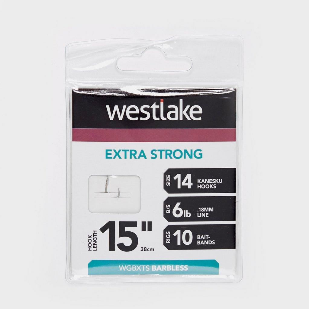 Silver Westlake Waggler Feeder Extra Strong (Size 14) image 1