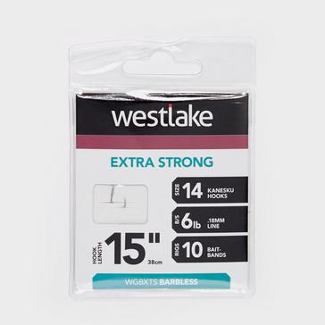 Silver Westlake Waggler Feeder Extra Strong (Size 14)