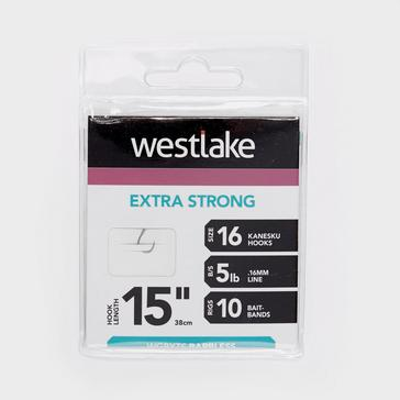 Silver Westlake Waggler Feeder Extra Strong (Size 16)