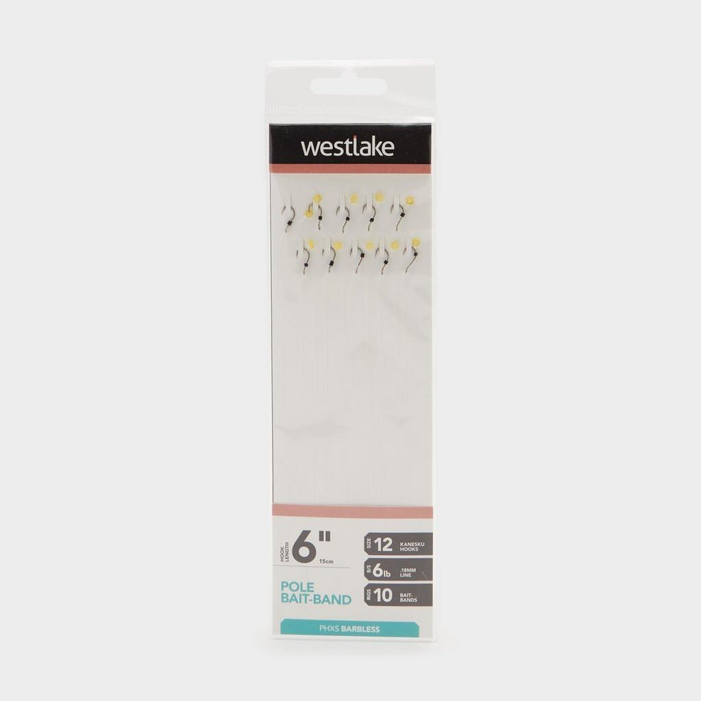 Silver Westlake Pole Bait Band (Size 12) image 1