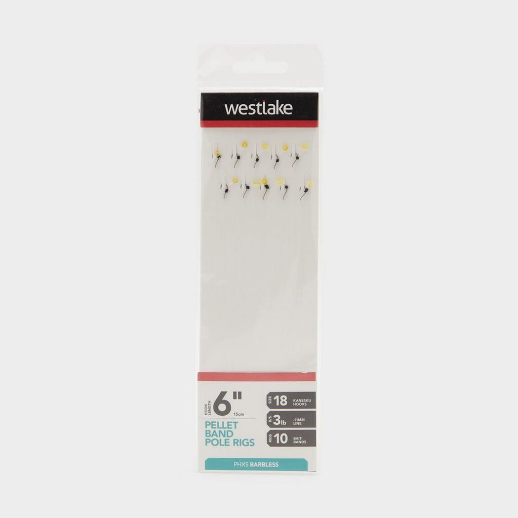 Silver Westlake Pole Rig 6 Pellet Band 18 image 1