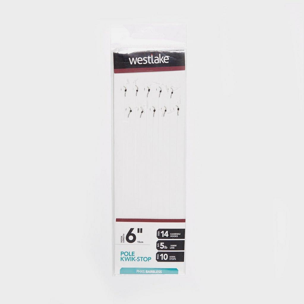 Silver Westlake Pole Kwik-Stop (Size 14) image 1