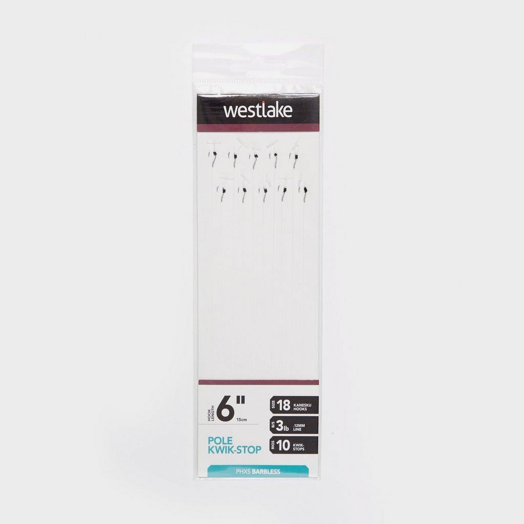 Silver Westlake Pole Kwik-Stop (Size 18) image 1