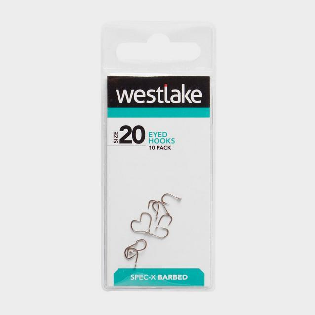 Silver Westlake Eyed Barbed 20 image 1