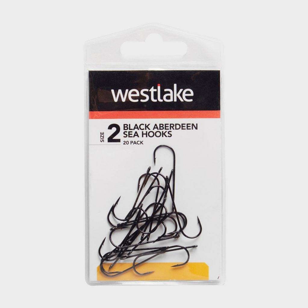 Black Westlake Black Aberdeen 20 Pack Size 2 image 1