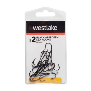 Black Westlake Black Aberdeen 20 Pack Size 2