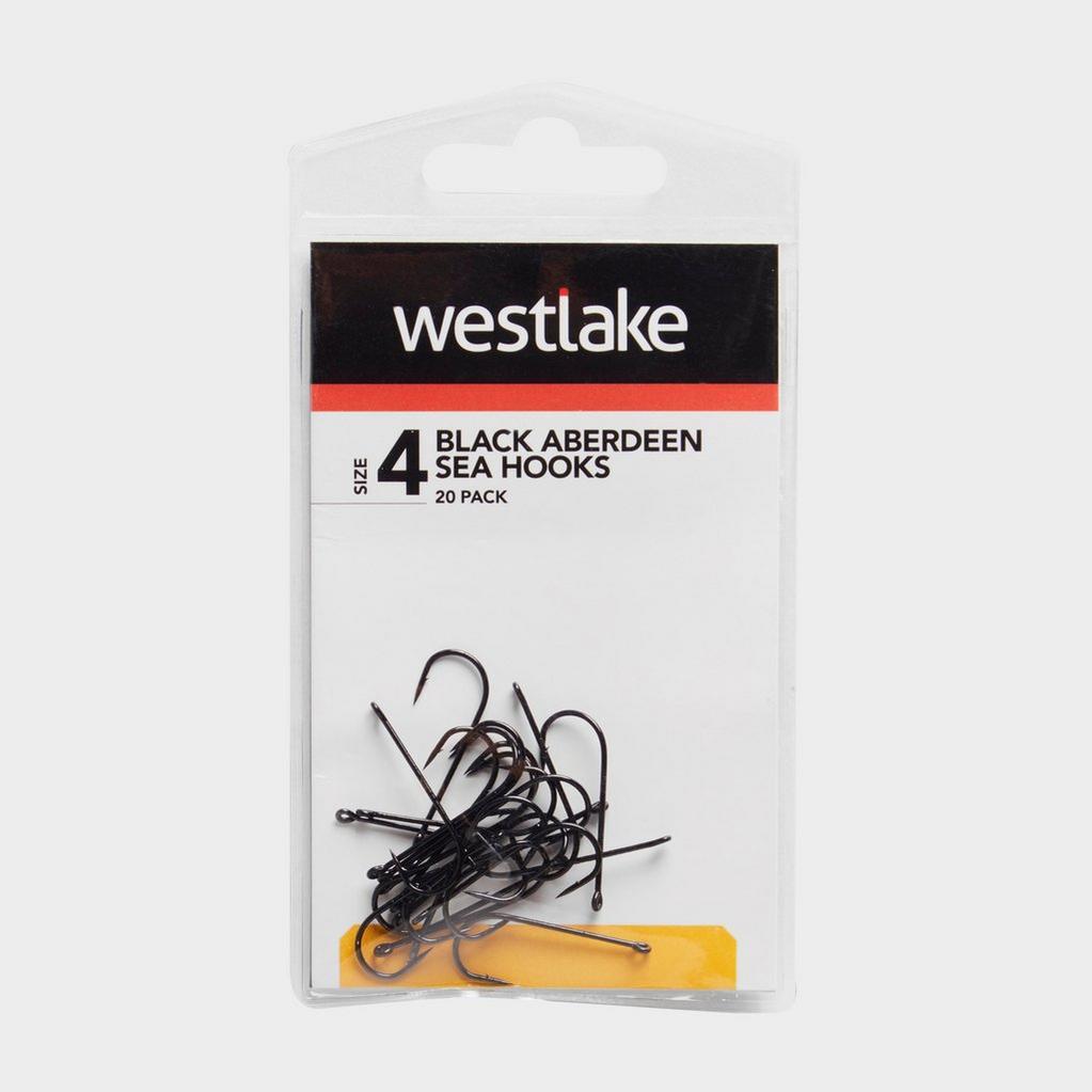 Black Westlake Black Aberdeen 20 Pack Size 4 image 1