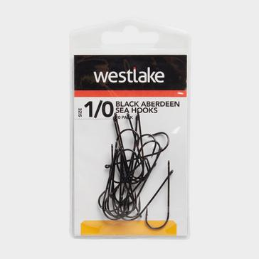 Black Westlake Black Aberdeen 20 Pack Size 1/0