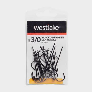 Black Westlake Black Aberdeen 20 Pack Size 3/0