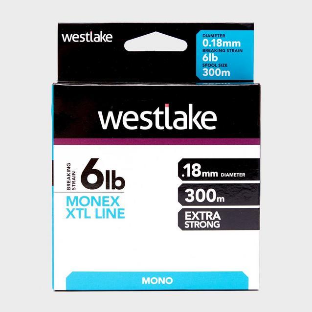 Multi Westlake Mono 6Lb 300M 23Mm Clear image 1
