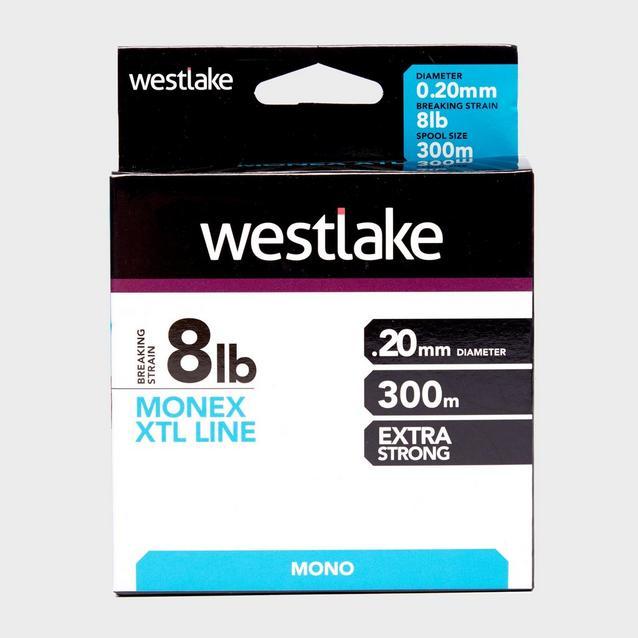 Multi Westlake Mono 8Lb 300M 26Mm Clear image 1