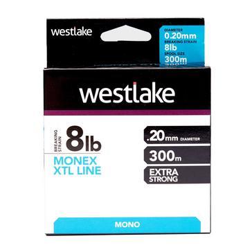 Multi Westlake Mono 8Lb 300M 26Mm Clear