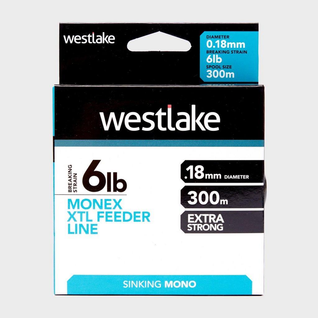 Multi Westlake Feeder Mono 6Lb 300M Brown image 1