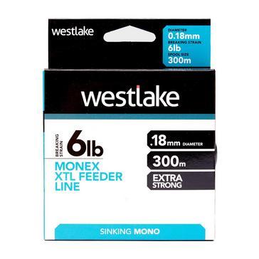 Multi Westlake Feeder Mono 6Lb 300M Brown