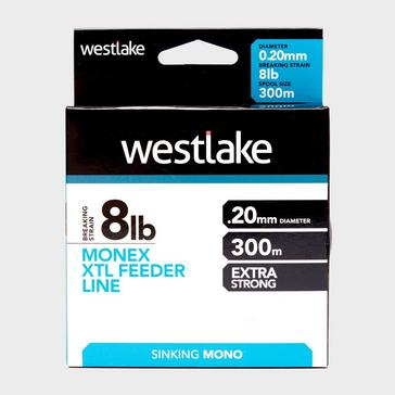 Multi Westlake Feeder Mono 8Lb 300M Brown
