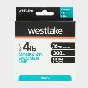 Brown Westlake Monex XTL Specimen Line (4lb)