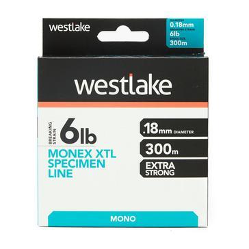 Brown Westlake Monex XTL Specimen Line (6lb)