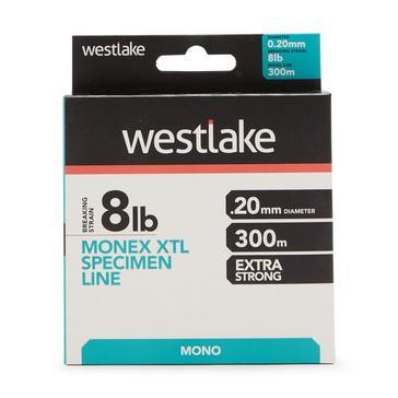 Brown Westlake Monex XTL Specimen Line (8lb)