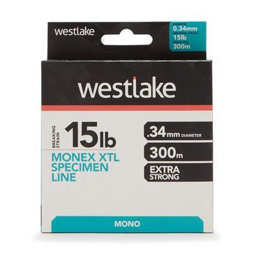 Brown Westlake Monex XTL Specimen Line (15lb)