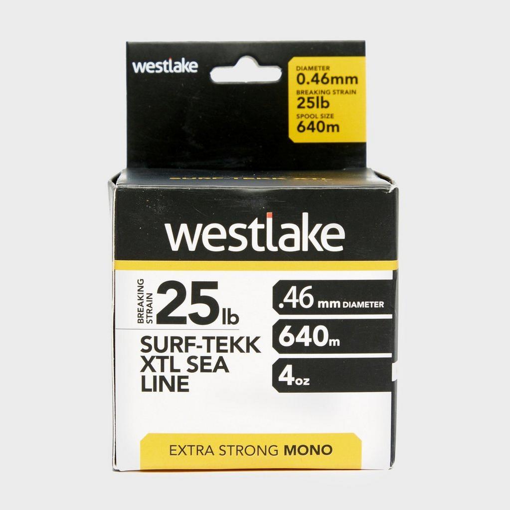 Multi Westlake 25Lb 45Mm Yellow Mono 4Oz image 1