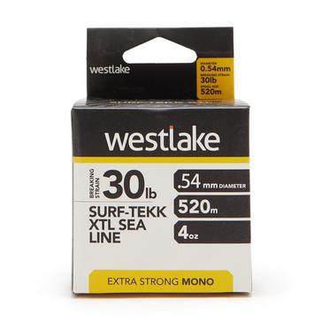 Multi Westlake 30Lb 50Mm Yellow Mono 4Oz