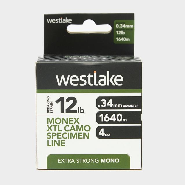 Multi Westlake 12Lb 34Mm Camo Mono 4Oz image 1