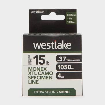 Green Westlake Monex XTL Camo Specimen Line (15lb)