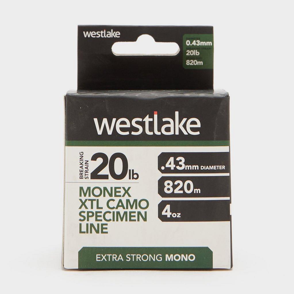 Camouflage Westlake Monex XTL Camo Specimen Line (20lb) image 1