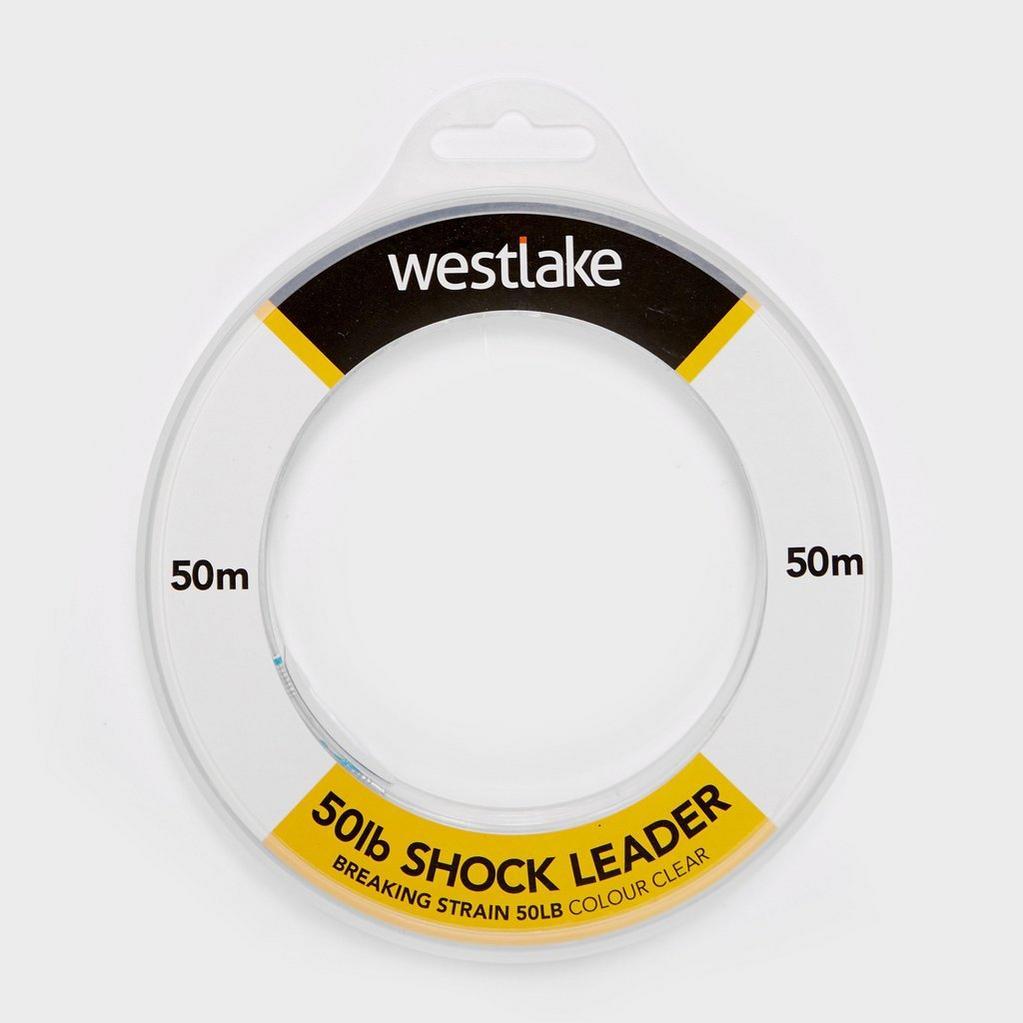 Clear Westlake Shock Leader (50lb) image 1