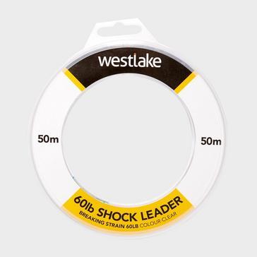 Clear Westlake Shock Leader (60lb)