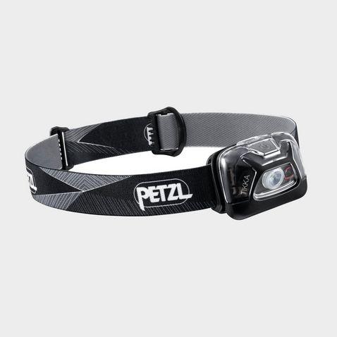 Lighting RGB 250 Lumens Black Head Torch Fishing Petzl Tactikka